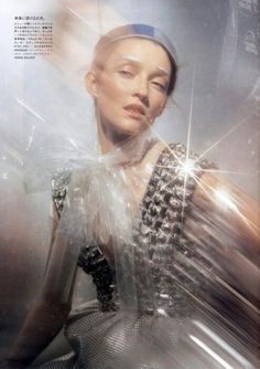 Vogue Nippon July 2007 - Audrey Marnay by Tim Walker