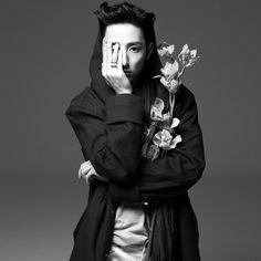 "kxmjieun:  "" "" Lee Soo Hyuk (이수혁) for Arena Magazine by Ryan McGinley  "" """