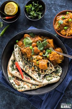 Instant Pot Vegetable Korma