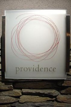 Providence Restaurant in Los Angeles, is a must try, fine dining experience.