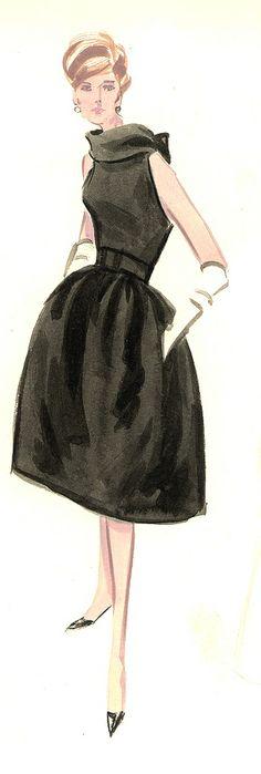 Dior. Bergdorf Goodman Archives.
