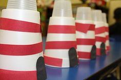 Easy peasey lighthouses