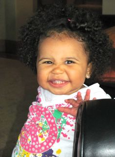 Hair Steamers for Natural Hair - The Secret Is Out! Precious Children, Beautiful Children, Beautiful Babies, Cute Kids, Cute Babies, Baby Kids, Bless The Child, African American Babies, Baby Afro