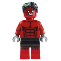 LEGO Red HULK