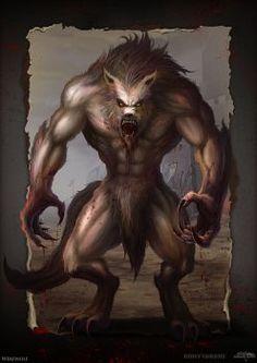 Werewolf (Biosyndrome) by Serathus