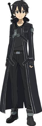 #Sword Art Online ||| Kagari Kazuto