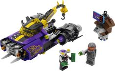 """5982 Lego Space Police """"Smash 'n' Grab"""" (incomplete)"""