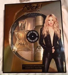 "LAS CADERAS TABASCO: Edición especial de Rock! by Shakira ""Golden Recor..."