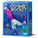 A hands-on rocket launching science kit for the whole family. Includes a booklet of fun rocket science, detailed launching instructions and a rocket that flies up to 50 feet. A unique experiment kit that inspires young scientists. Science Experiment Kits, Science Kits, Science For Kids, Science Experiments, Online Craft Store, Craft Stores, Rocket Kits, Rockets For Kids, Great Christmas Gifts