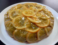 フォンダン・オレンジケーキ