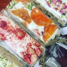 Bramble & Hedge Nougat Available online @ the Long Track