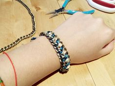 Woven Bracelet #bracelet