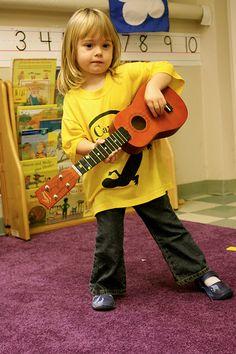 ukulele for kids to play!