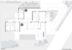 Image 18 of 23 from gallery of Buenos Mares House / RDR Arquitectos. Ground Floor Plan