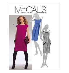 M5701   Misses' Dresses   Dresses   McCall's Patterns
