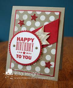 Rita's Creations: MFT Wednesday Stamp Club