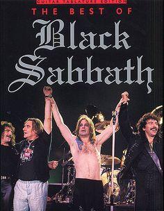 The Best of Black Sabbath - Guitar Tab. £16.95