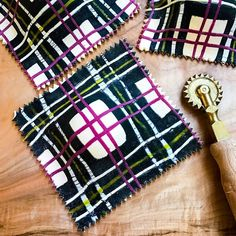 Whether you're tartan around or just gettin' down with your plaid self, rav a great weekend. Chocolate Pasta, Rainbow Pasta, Linda Miller, Colored Pasta, Pasta Art, Dinner Party Menu, Cooking For Beginners, Tartan Pattern, Homemade Pasta