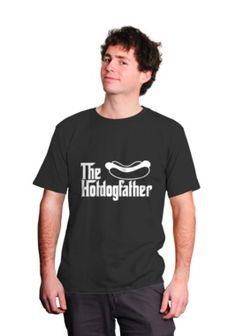 Venta online de poleras con diseños irónicos, geek y cómic Precios desde $8.490 a $11.490  #polera #poleras #estampado #diseñoropa #polerahombre #geek #logo #humor #diseño #diseñopolera #faq #fuck #mangacorta #moda #modahombre #gamer #comic #fan #ropa #ropahombre #hotdog #completo #padrino #godfather #ironia #ironico