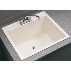 Costco Acrylic Utility Sink And Cabinet 290