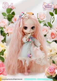 AmiAmi [Character & Hobby Shop] | DAL - Cherry Sweet Complete Doll(Released)