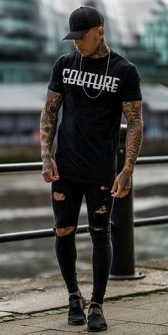 FOR YOUR INSPIRATION follow @savagelook #fashion #style #street #streetwear #ripped #urban #stylish #inspiration #fashionlover #jeans #shirt #sweatshirt #menstyle #men #mensfashion #women #womensfashion #look #outfit #everything #street #tshirt #vest #lovestyle #lovefashion #fashionst