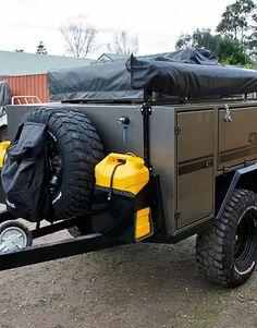 Offroad camper trailer (5)