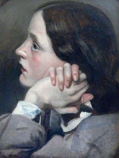 Effie Gray - John Everett Millais.