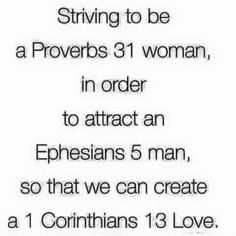 Proverbs 31 More