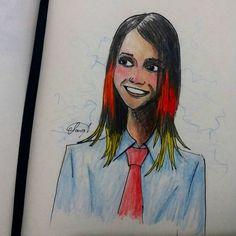 #drawing #artwork #art #illistration #sketch #rbd #dulcemaria #robertapardo #ink Instagram