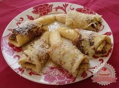 Crepe Cake, Hungarian Recipes, Caribbean Recipes, Pancakes And Waffles, Sweet Desserts, Cakes And More, Low Carb Recipes, Cake Recipes, Food And Drink