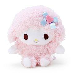 Pink Sheep, Cute Stuffed Animals, Cute Plush, Sanrio Characters, Cute Icons, Plush Dolls, Plushies, Kawaii Anime, Cute Wallpapers