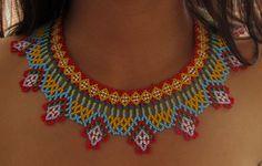 """Collar """"Chiva"""""""