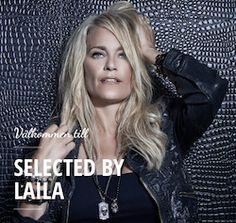 Vi är glada att berätta att GAIAs produkter nu finns i Laila Bagge Wahlgrens webshop - Selected by Laila! Laila har valt ut alla produkter som säljs på denna webshop och många av varorna kan man även se i Lailas hem. I shopen hittar du allt från inredning, kläder & skor till skönhet och du kan välja bland över 800 produkter från olika leverantörer!