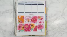BeyondPaperFlowers: Planner Stickers and Accessories