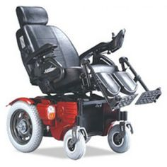 Karma Healthcare Luxury KP-45.3 TR Power Wheelchair is a stylish, high performance power wheelchair offering excellent maneuverability.