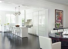Black and White Kitchen Ideas Kitchens Kitchen trends and