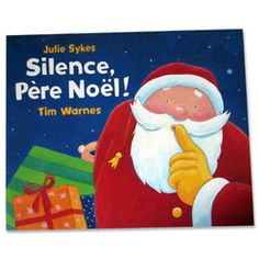 Silence, Pere Noel! (Shhh!) (French)
