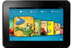 Amazon adds educational goals for kids on Kindle Fire tablets via Digital Trends