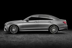 Like a C-class, only bigger: new 2016 Mercedes E-class revealed in leaked shots…