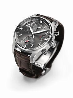 Reloj ideal para pedida de mano de la firma suiza IWC