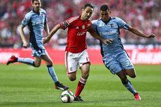 Benfica vs Sporting de Braga - LUSA/JOSÉ SENA GOULÃO