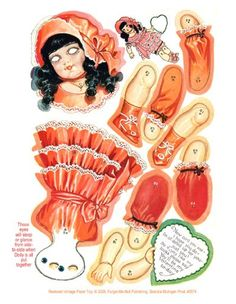 1930s Mechanical Valentines to Make: Unknown: Amazon.com: Books