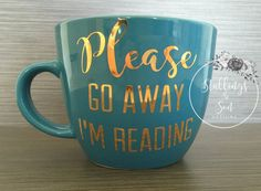 Excellent bookish mugs for readers of all stripes.
