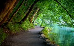 Plitvice, the most visited sight in Croatia http://navadriatic.com/en/tours/plitvice-lakes-croatian-most-visited-sight/