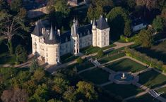 Château de Beaudiment, Vienne, France