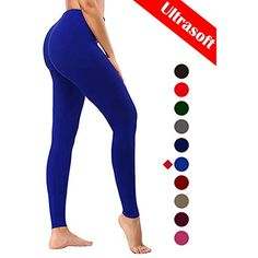 Girls Ultra Soft Ballet Dance Footed Tight Knit Casual School Leggings For Toddlers//Little Kids//Big Kids