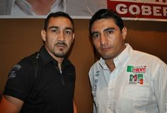 Photo: Erik Morales, Humberto Soto Go Face To Face - Boxing News