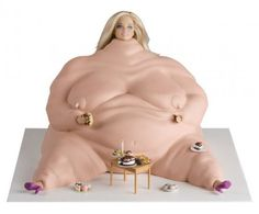 Obese Barbie