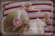 178 y 179 Diadema y Balerinas / Headband and Ballet Shoes  https://www.facebook.com/Ferny.HechoAMano/photos/pb.269222416525542.-2207520000.1423066877./655642127883567/?type=3&theater